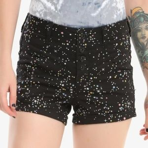 [a43-1] Hot Topic Kawaii Constellation Shorts